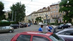 Horodská ulica , Lvov.