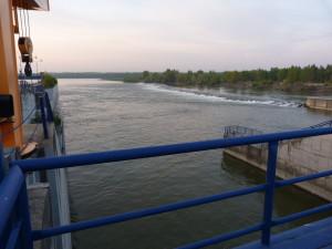 Pôvodné rameno Dunaja u Čunova.