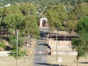 Kostol Ermita S. Isidro, 04.06.2015, 19:40 hod.