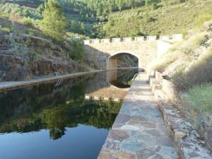 Bazén na potoku Rio Ladrillar, 06.06.2015, 19:43 hod.