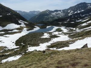 Jazerá pod horou Tristaina, Andorra 11.06.2015, 12:20 hod.