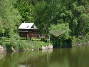 Siete na rieke Morave z rakúskej strany, 07.05.2016.