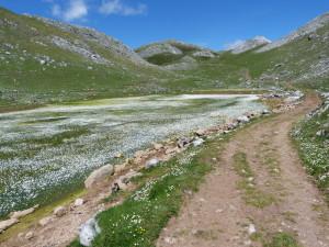 Priehrada na konci údolia plné mlokov a žiab, Púerto de la Cubilla, 29.05.2019, 14:22 hod.
