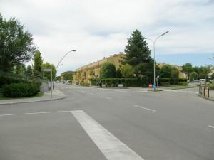 Ulica Via Andromeda