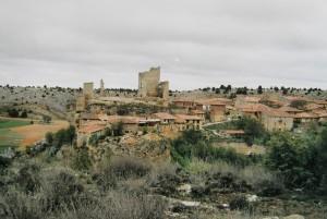 ...dedina Calataňazor...