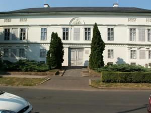 Gyönygyös - kaštieľ ORCZY-ho, slúží ako múzeum.
