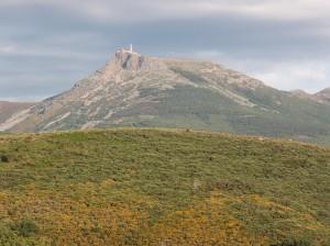Sierra de la Peňa de Francia - Buenabarba 1728 m.n.m.,